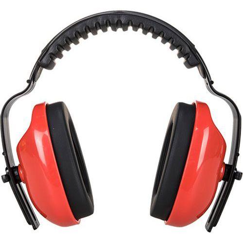 Ochronniki słuchu Classic Plus, czerwony