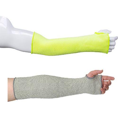 Rękaw antyprzecięciowy 18 cali (45cm), żółty