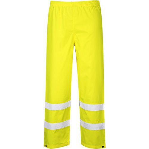 Spodnie ostrzegawcze Traffic, żółty