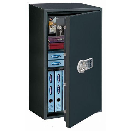 Sejfy meblowe Power Safe z zamkiem elektronicznym, klasa bezpieczeństwa S2 + światło czujnika LED w prezencie